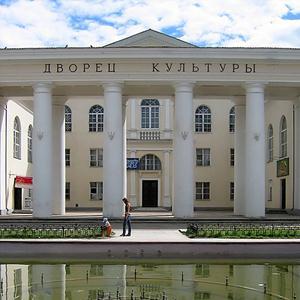 Дворцы и дома культуры Большого Мурашкино