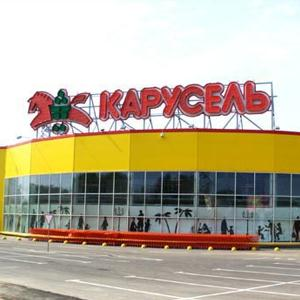 Гипермаркеты Большого Мурашкино
