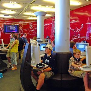 Интернет-кафе Большого Мурашкино