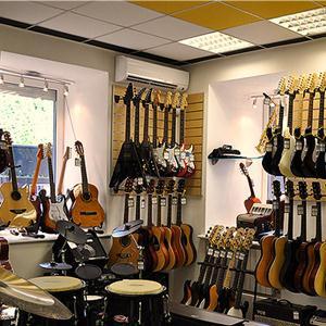 Музыкальные магазины Большого Мурашкино
