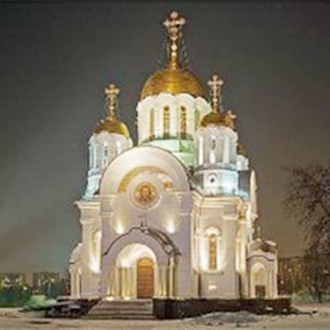 Религиозные учреждения Большого Мурашкино
