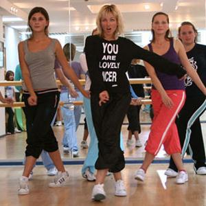 Школы танцев Большого Мурашкино