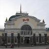 Железнодорожные вокзалы в Большом Мурашкино