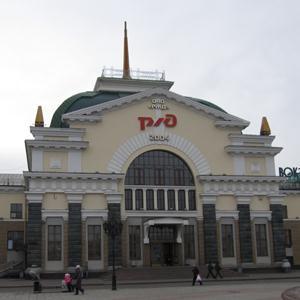 Железнодорожные вокзалы Большого Мурашкино